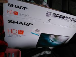 Never used Sharp 32 inch plasma TV for Sale in Taylorsville, UT