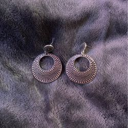 Silver Earrings for Sale in Williston,  VT