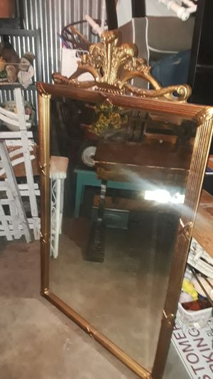 "Antique gilded mirror 56"" by 30 for Sale in Des Plaines, IL"