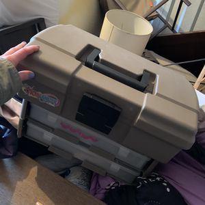 Tackle Box for Sale in Indianapolis, IN