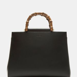 Brand New Gucci Nymphaea Medium Top Handle Bag In Black for Sale in Fountain Hills, AZ