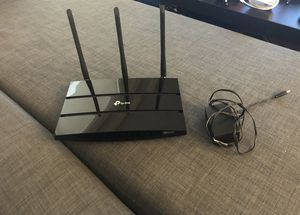 TP-LINK AC1200 Wireless Router for Sale in Bellevue, WA