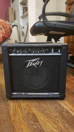 Peavey guitar amp for Sale in San Antonio, TX