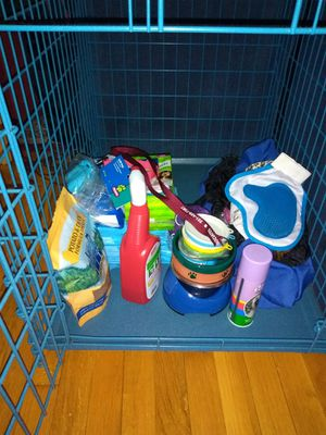 PET DOG SUPPLIES and TOYS for Sale in Jersey City, NJ