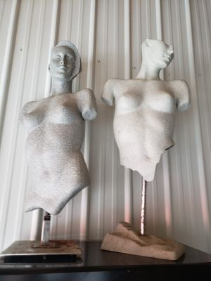 2 manikins for Sale in Norton, OH