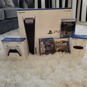 Ps5 Bundle for Sale in Brooklyn, NY