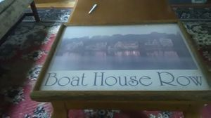 BOATBHOUSE ROW PICTURE for Sale in Langhorne, PA