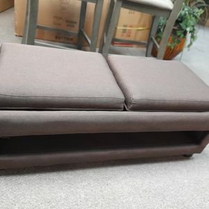 🚨 Ottoman/ Coffee Table Only $75 🚨 @ Erik's Furniture Discount for Sale in Fresno, CA