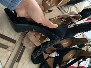 high heel shoes MK size 9/12 for Sale in Federal Way, WA