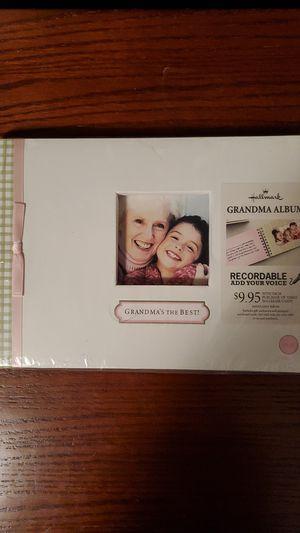 Memory Book for Grandma for Sale in Milton, WA