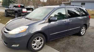 2006 Toyota Sienna XLE Limited 199k Navigation DVD for Sale in Spokane Valley, WA