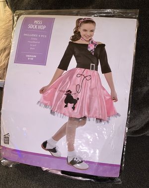 Girls Miss Sock Hop Costume for Sale in Los Angeles, CA