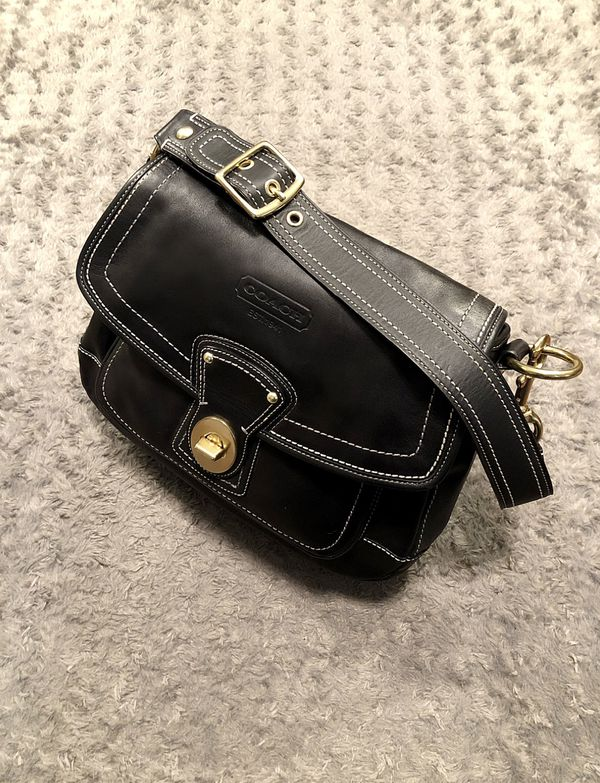 Coach Legacy Ali hobo Bag 65th paid $418 Like new! Excellent condition no signs of wear! Anniversary Legacy Ali Bag #G0869-F12854 Leather Black Antiq