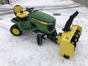 John Deere X304 All Wheel Steer Package for Sale in Alsip, IL