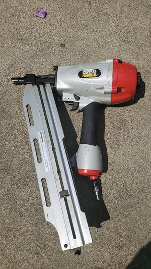 Central Pneumatic Nail Gun for Sale in Columbus, OH