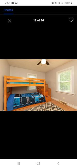 Twin size bunkbed for Sale in St. Louis, MO