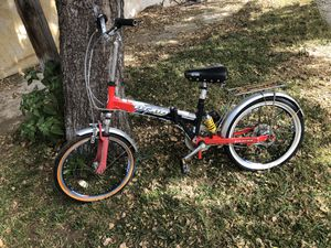 Folding bike 4 speed for Sale in Lincoln Acres, CA