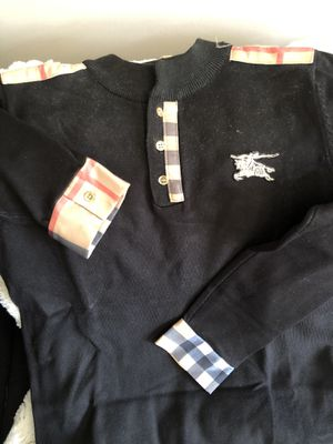 Burberry shirt sweater for Sale in Beverly Hills, CA
