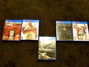 Ps4 Games for Sale in Waukegan, IL