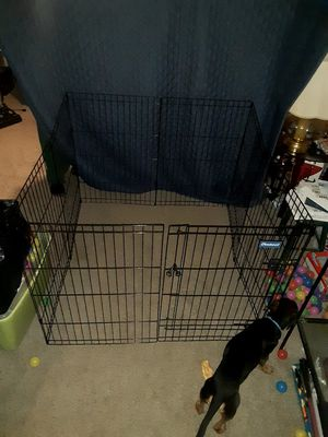 Dog play pen for Sale in El Dorado, KS
