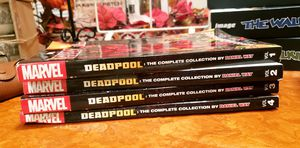 DEADPOOL: The Complete Collection by Daniel Way for Sale in San Antonio, TX