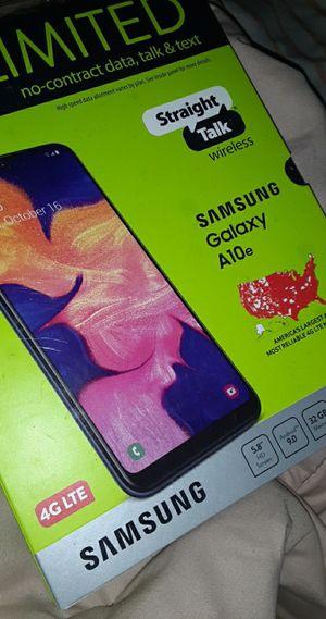 Samsung Galaxy a10e for Sale in Farmville, VA