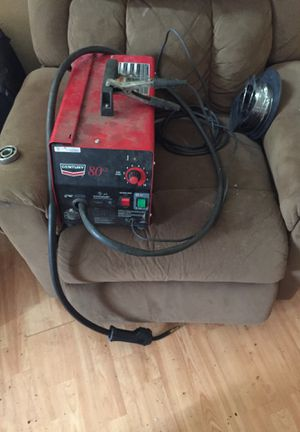 Century 80gl wirefed welder for Sale in Herculaneum, MO