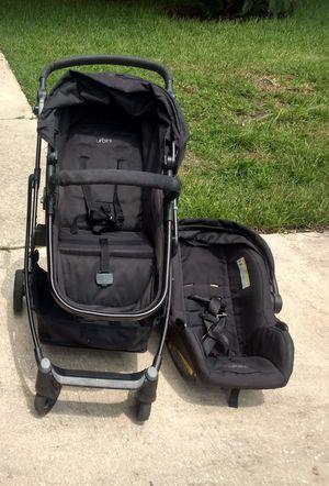 Urbini Stroller and Car seat set. $40.00. for Sale in Jacksonville, FL