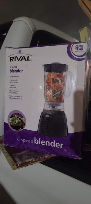 Blender Brand New in the box for Sale in Houston, TX