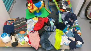 Baby Clothes , Blankets , Bath Tub , toys & other baby items . for Sale in Brooklyn, NY