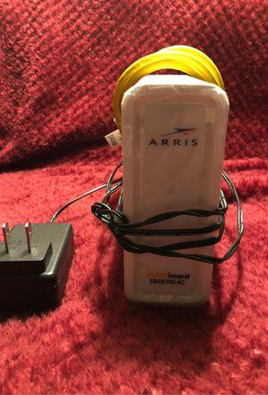 Arris sbg6700-ac modem/router for Sale in Phoenix, AZ