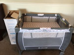Baby crib for Sale in Greater Landover, MD