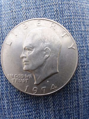 1974 United States Of America One Dollar Coin for Sale in Tallahassee, FL