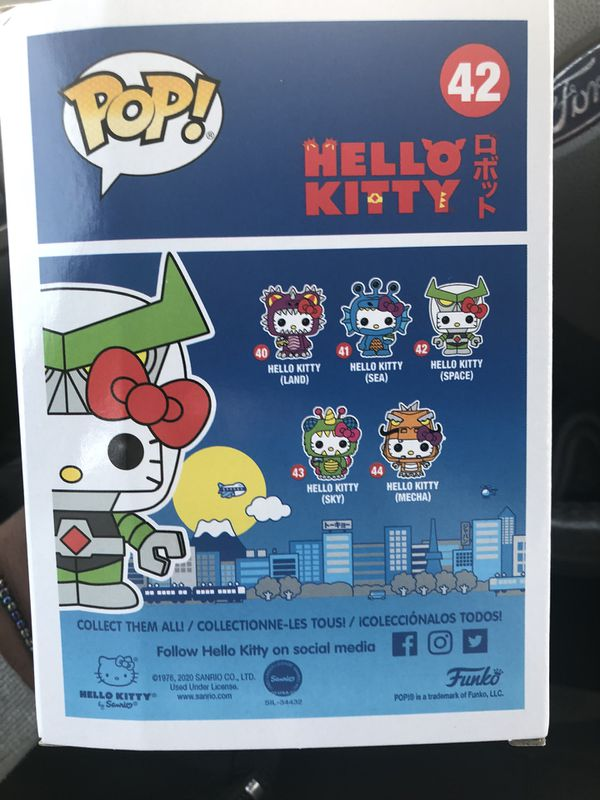 Hello Kitty in Space Funko