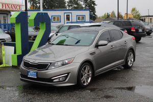 2013 Kia Optima for Sale in Everett, WA