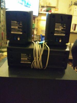Surround sound / Panasonic Speaker System for Sale in IND HBR BCH, FL