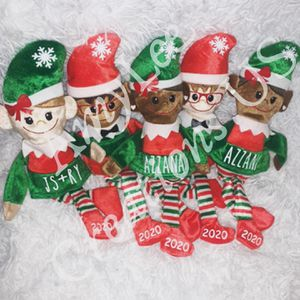 Personalized Christmas Elves, Boy Elf, Girl Elf, Different Skin Tones Available! for Sale in Spring Valley, CA