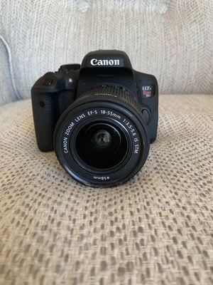 Canon RebelT6i for Sale in Columbia, TN