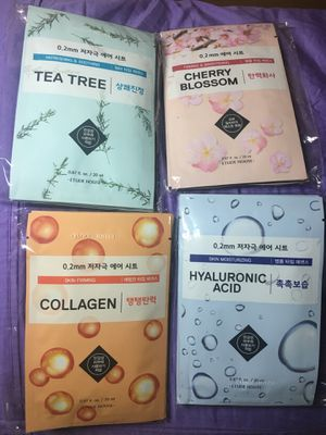 Face Mask Sheets for Sale in Brea, CA