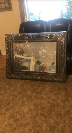 Silverwood products mirror for Sale in Overgaard, AZ