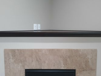 Corner fireplace Top for Sale in Vancouver,  WA