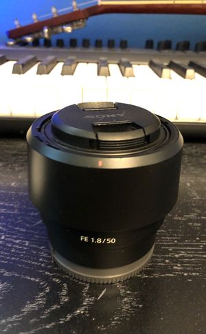 Sony FE 50mm 1.8 for Sale in Buena Park, CA