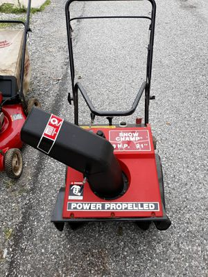 Snowblower for Sale in Manchester, PA