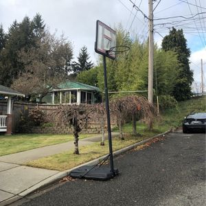 Lifetime Basketball Hoop for Sale in Tacoma, WA