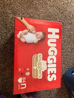Huggies Diapers for Sale in Tulare, CA