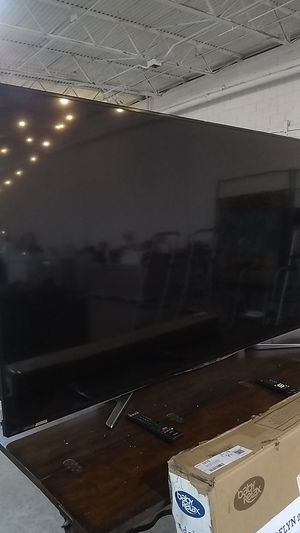 "80"" smart 4k TV for Sale in Dallas, TX"
