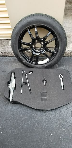 Infiniti G37/G35 spare tire kit for Sale in Miramar, FL