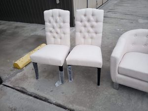 2pc chairs for Sale in Fresno, CA