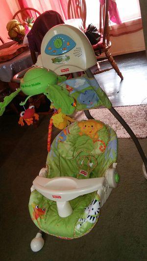 Fisher price baby swing for Sale in Gardena, CA