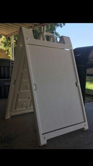 Advertising sign/sidewalk sign for Sale in Phoenix, AZ